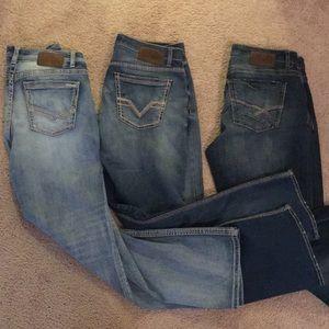 BKE Tyler and Derek Jeans